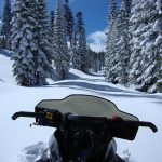 Snowmobile Tour Review from Yelp for Explore! Sierra Touring Company