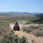 ATV Tours outside of Lake Tahoe
