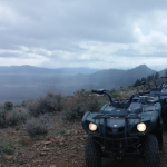 ATV Tours outside of Tahoe California