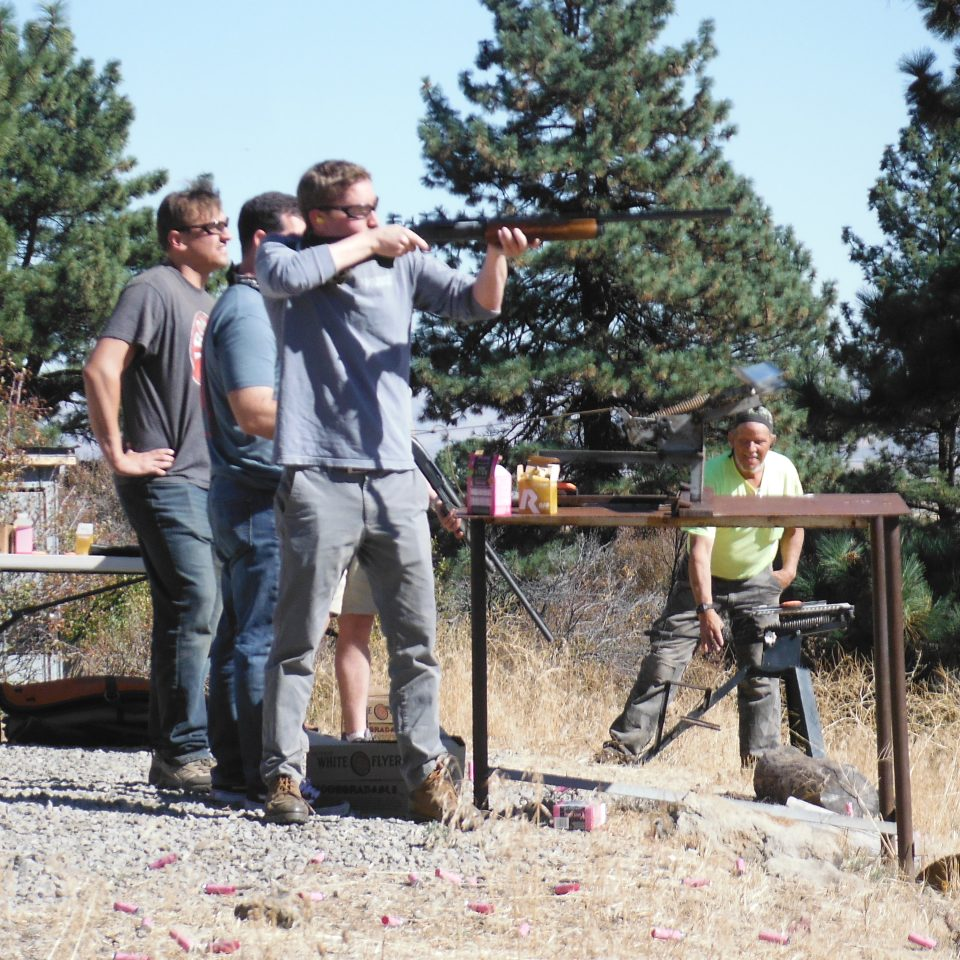 Explore Trap Shooting Excursion