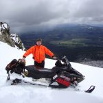 Explore Sierra Touring Company Snowmobile Rides