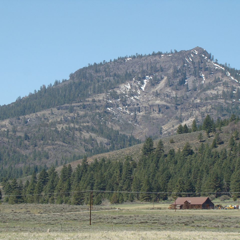 Diamond S. Ranch Barn