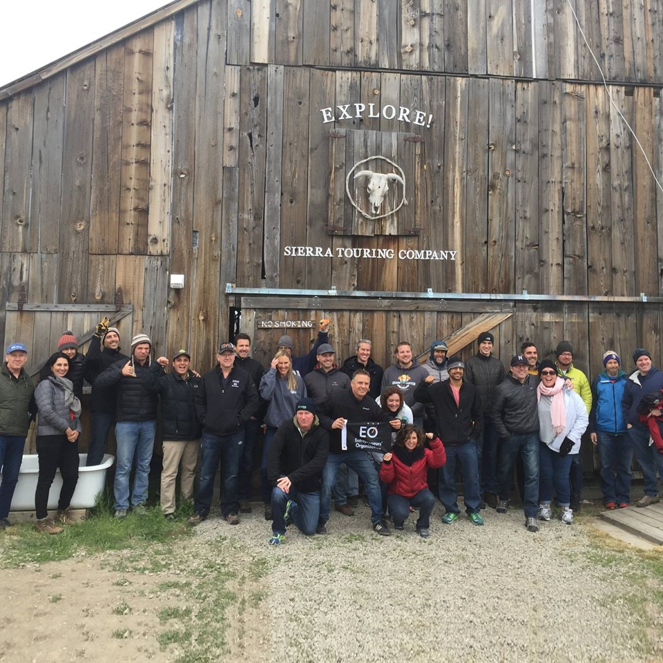 Corporate Retreat with Explore Sierra Touring Company