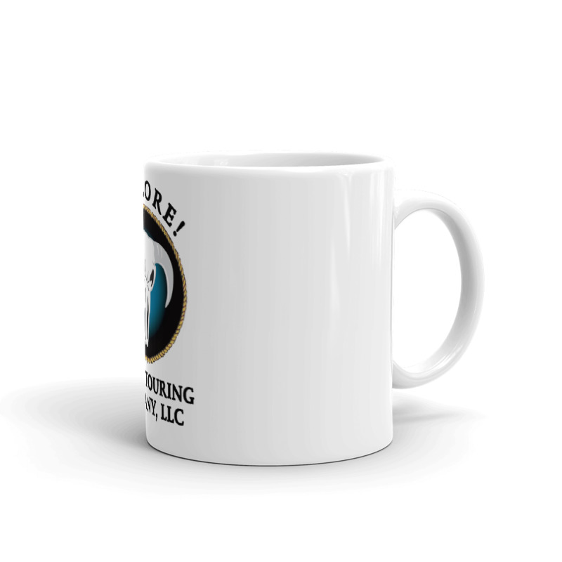 Explore Sierra Touring Company 15 oz. Mug Side View