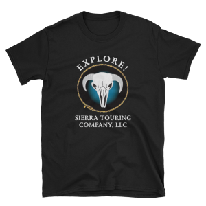Explore Sierra Touring Company T-Shirt