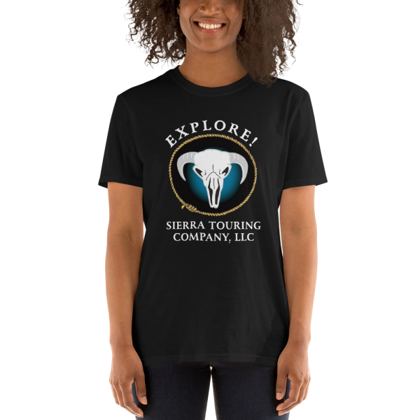 Explore Sierra Touring Company Womans T-Shirt