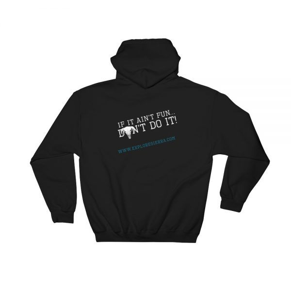 If It Aint Fun Dont Do It Sweatshirt in Black