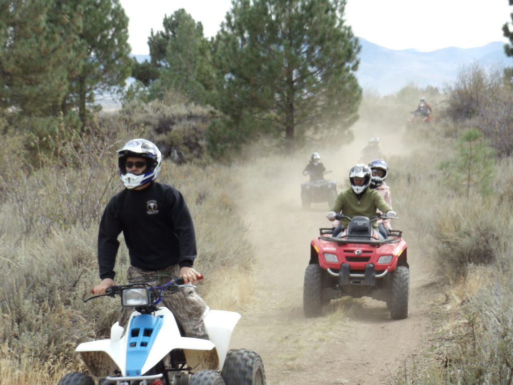 The Need For Speed Is A Top Reason To Ride an ATV