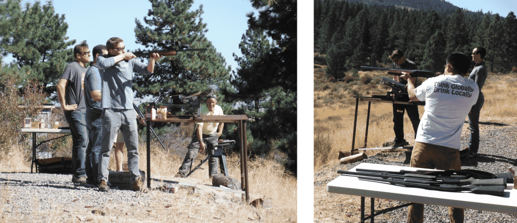 ATV Trap Shoot Experience with Explore Sierra Touring Company