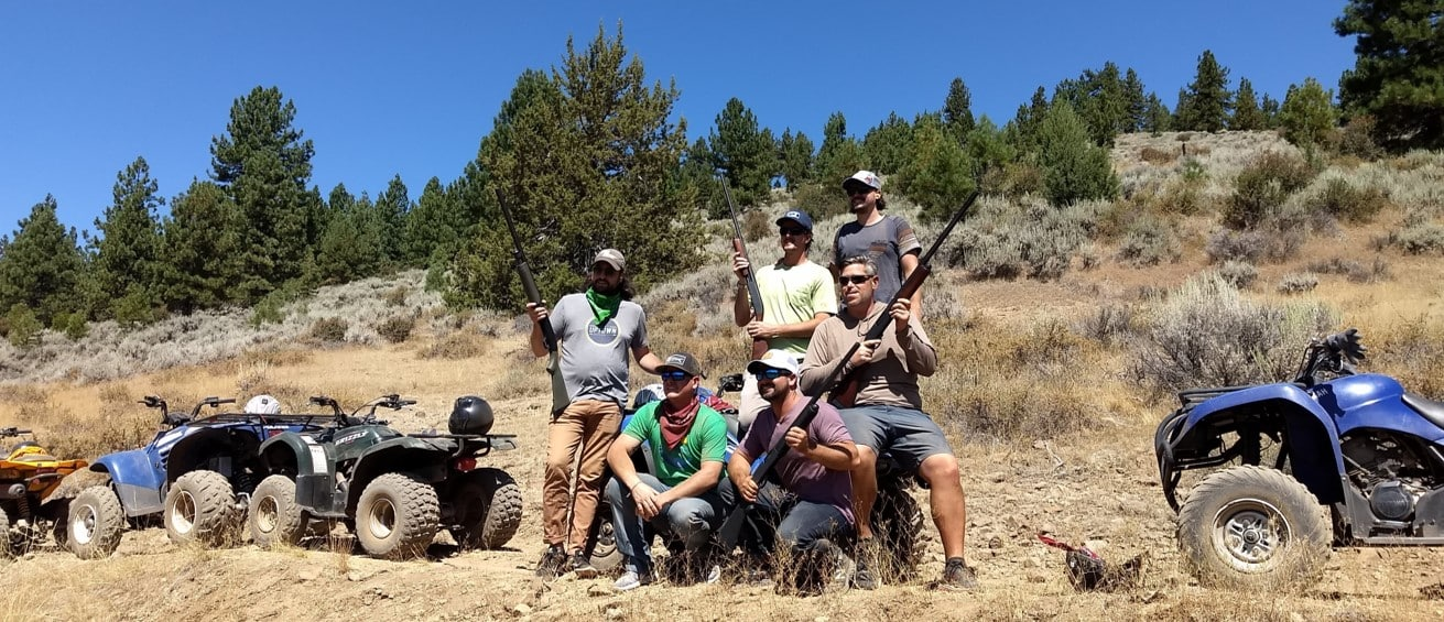 Explore Sierra Trap Shoot Experience