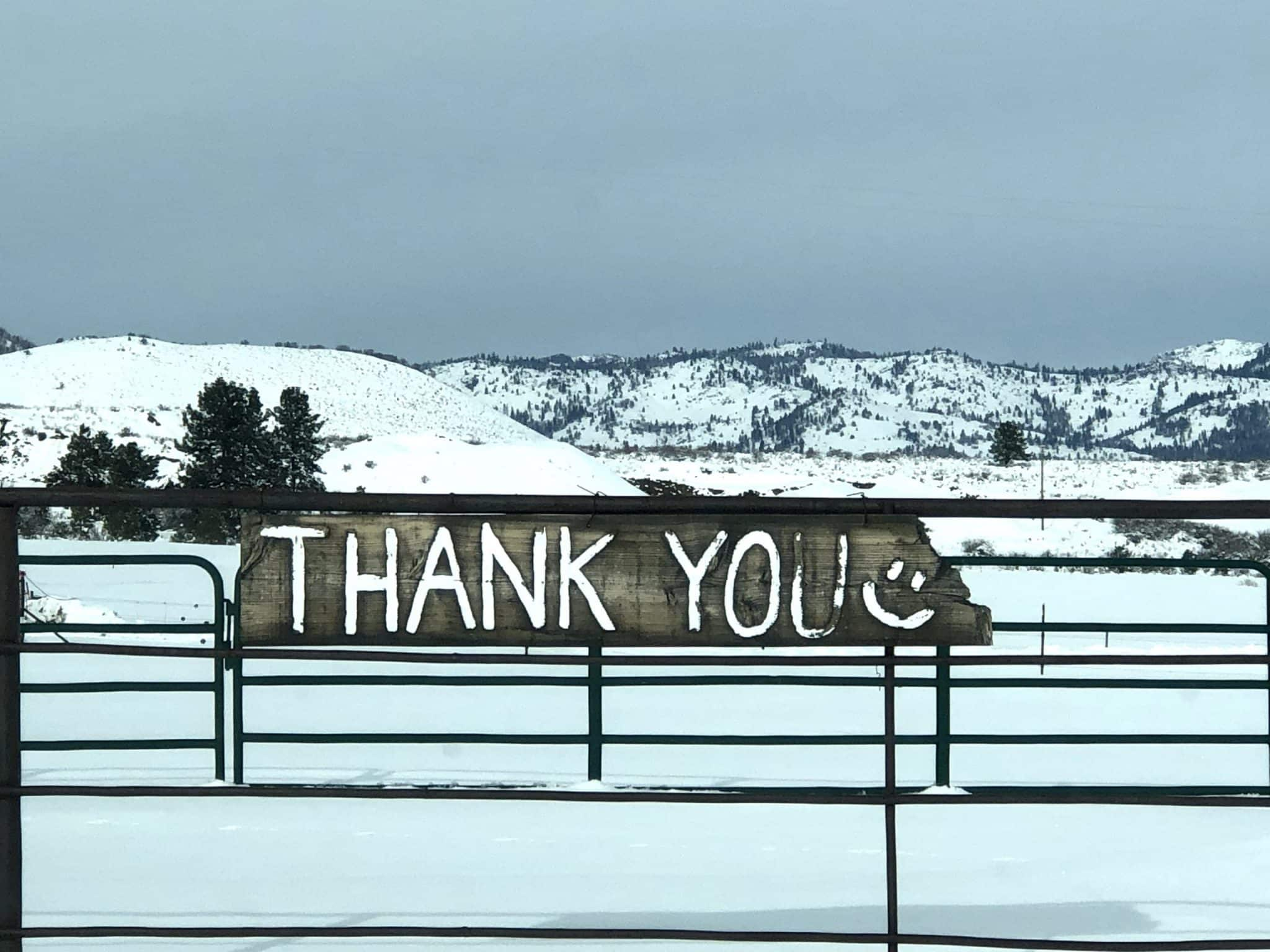 Thank You from Explore Sierra Touring Company